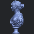 Download free 3D printer designs Bust of a girl 01, GeorgesNikkei