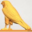 A02.png Télécharger fichier STL gratuit Aigle 04 • Design imprimable en 3D, GeorgesNikkei