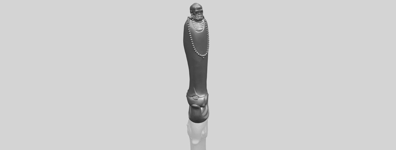 04_TDA0337_Da_Mo_iiiA00-1.png Télécharger fichier STL gratuit Da Mo 03 • Design pour impression 3D, GeorgesNikkei