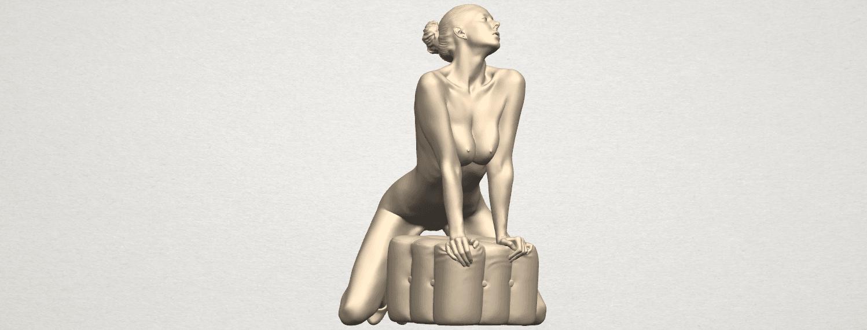 TDA0290 Naked Girl B07 06.png Télécharger fichier STL gratuit Fille Nue B07 • Objet pour imprimante 3D, GeorgesNikkei