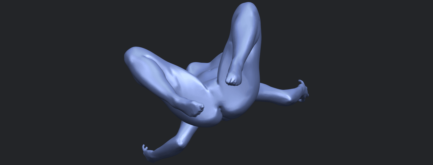 07_TDA0282_Naked_Girl_A09B01.png Download free STL file Naked Girl A09 • 3D print object, GeorgesNikkei