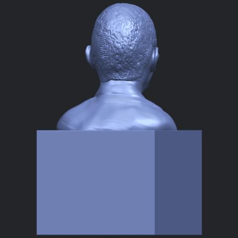 02_TDA0294_ObamaB07.png Download free STL file Obama • 3D print model, GeorgesNikkei