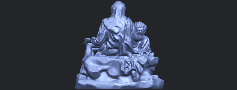 05_TDA0238_La_PietaB06.png Télécharger fichier STL gratuit La Pieta • Modèle pour impression 3D, GeorgesNikkei