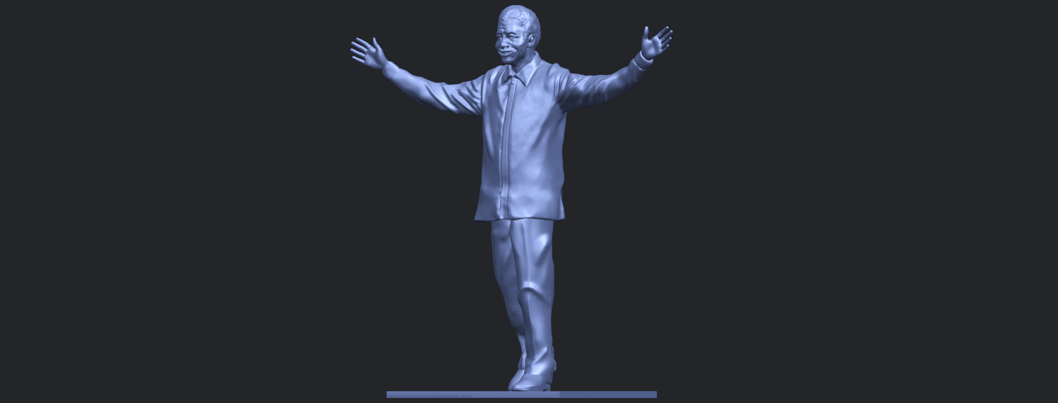 20_TDA0622_Sculpture_of_a_man_04B02.png Download free STL file Sculpture of a man 04 • 3D printer model, GeorgesNikkei