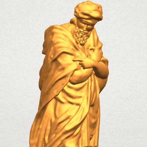 A11.png Télécharger fichier STL gratuit Sculpture - Hiver 02 • Design pour impression 3D, GeorgesNikkei