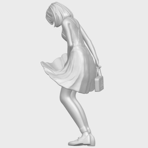 TDA0715_Beautiful_Girl_15A05.png Télécharger fichier STL gratuit Belle Fille 15 ans • Plan pour impression 3D, GeorgesNikkei