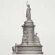 Download free 3D printer templates Place de la Republique, GeorgesNikkei