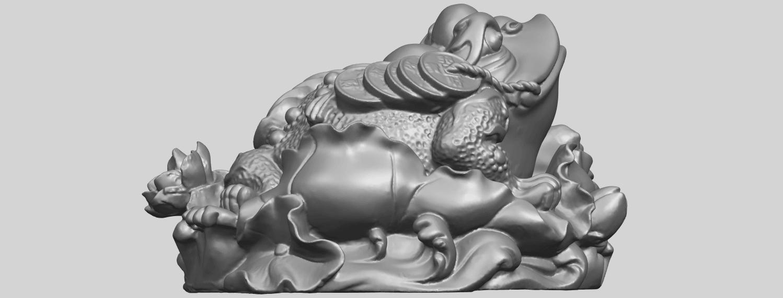 21_TDA0336_The_Golden_ToadA06.png Download free STL file The Golden Toad • 3D printer design, GeorgesNikkei