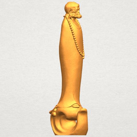 TDA0337 Da Mo (iii) A06.png Télécharger fichier STL gratuit Da Mo 03 • Design pour impression 3D, GeorgesNikkei