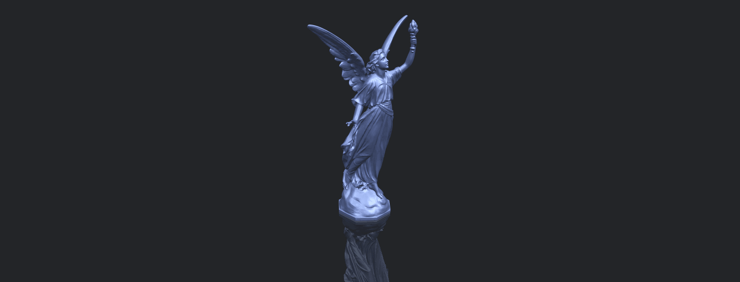 17_TDA0202_Statue_01_-88mmB00-1.png Download free STL file Statue 01 • Object to 3D print, GeorgesNikkei