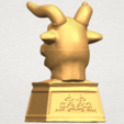 Download free 3D printer designs Chinese Horoscope of Bull 02, GeorgesNikkei