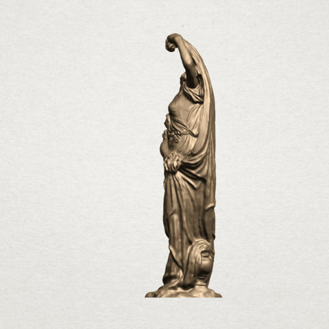 Naked Girl (vii) A03.png Download free STL file Naked Girl 07 • 3D printable design, GeorgesNikkei