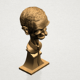 Download free 3D printing files Sculpture of a man 01, GeorgesNikkei