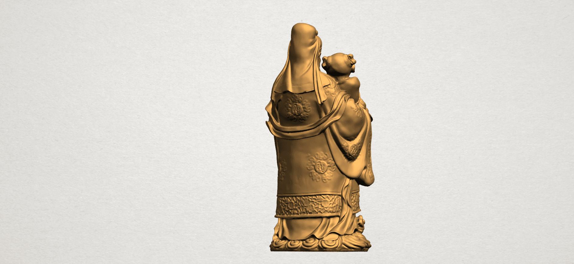 Fook (Fook Look Sao) 80mm - A05.png Télécharger fichier STL gratuit Fook (Fook Look Sao) • Design à imprimer en 3D, GeorgesNikkei