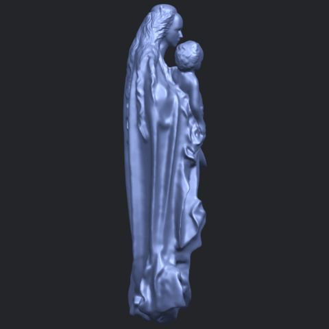 18_TDA0203_Mother_and_Child_(vi)_-88mmstlB09.png Download free STL file Mother and Child 06 • 3D printing template, GeorgesNikkei