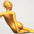Free 3d model Naked Girl F01, GeorgesNikkei