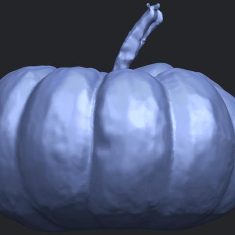 17_TDA0614_Pumpkin_02B02.png Download free STL file Pumpkin 02 • 3D print template, GeorgesNikkei