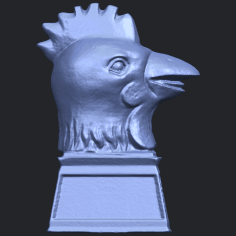 18_TDA0517_Chinese_Horoscope_of_Rooster_02B09.png Download free STL file Chinese Horoscope of Rooster 02 • 3D printable object, GeorgesNikkei