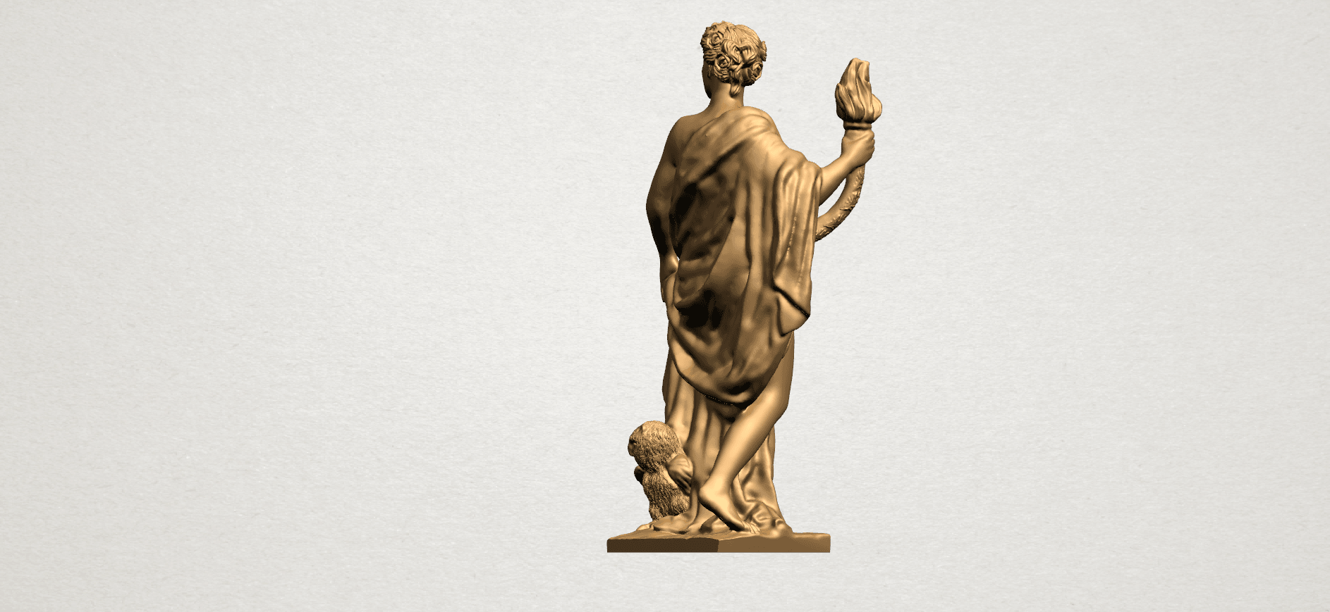 Artemis (i) - A05.png Download free STL file Artemis 01 • Template to 3D print, GeorgesNikkei