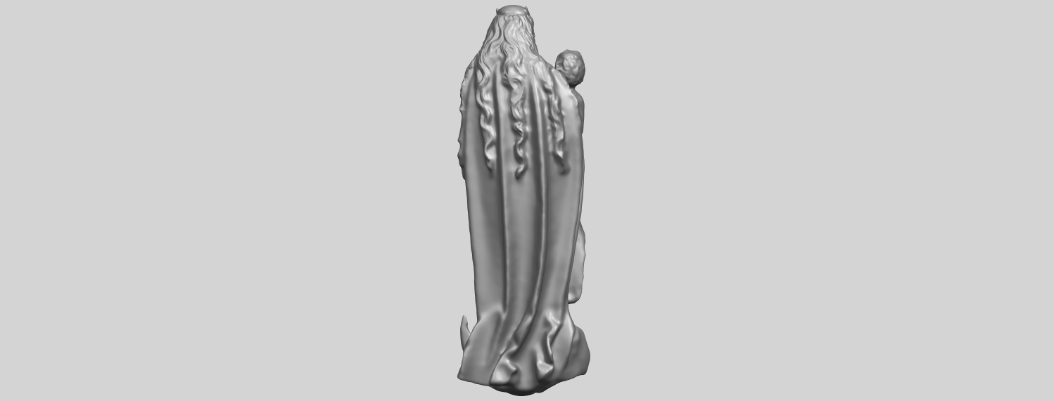 18_TDA0203_Mother_and_Child_(vi)_-88mmstlA07.png Download free STL file Mother and Child 06 • 3D printing template, GeorgesNikkei