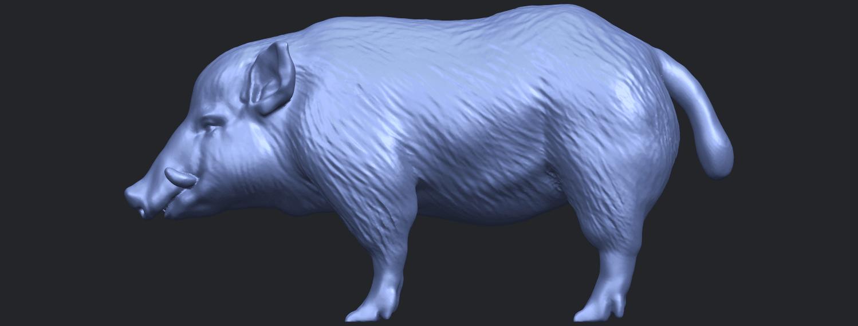 13_TDA0320_Pig_ii_B01.png Download free STL file Pig 02 • 3D printable object, GeorgesNikkei