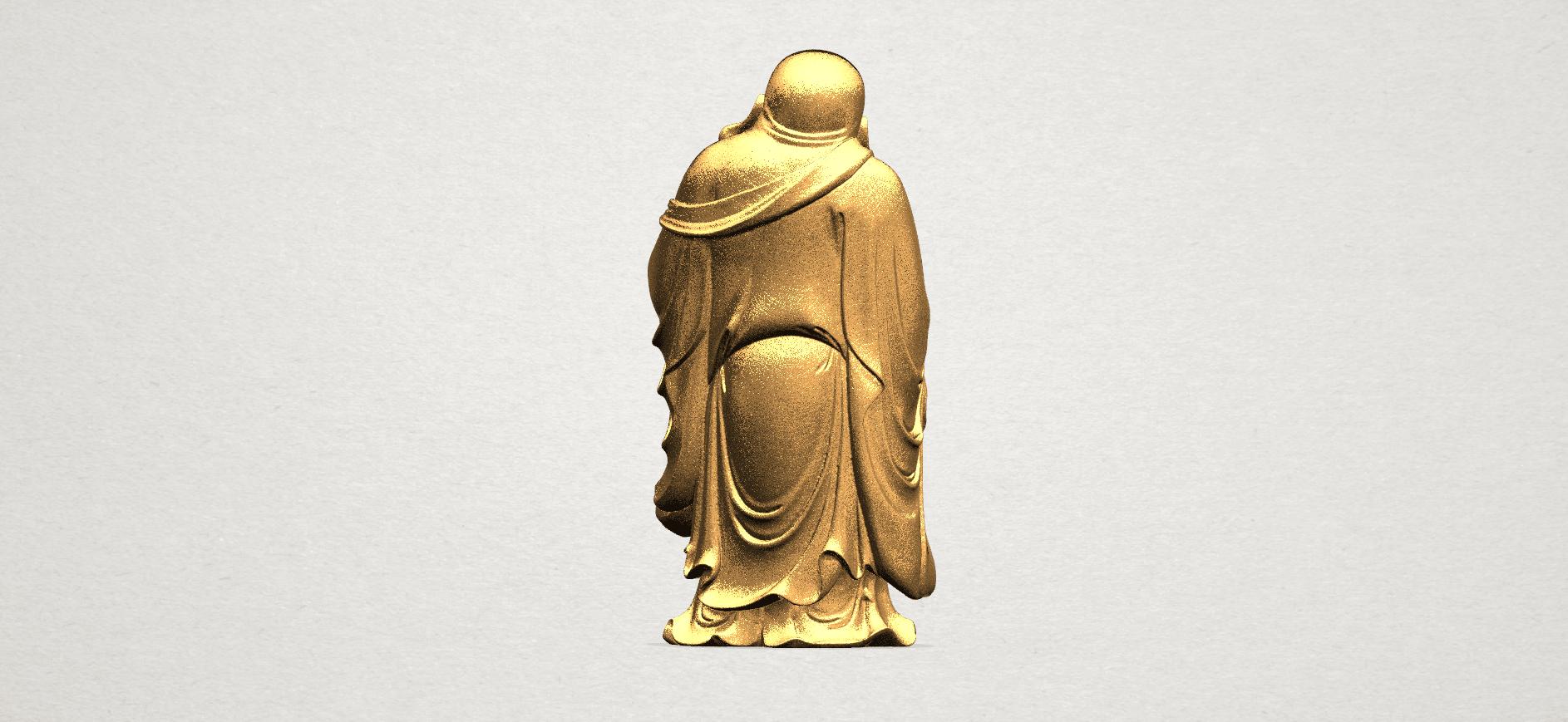 TDA0070 Metteyya Buddha 01 - 88mm - A04.png Download free STL file Metteyya Buddha 01 • 3D print object, GeorgesNikkei