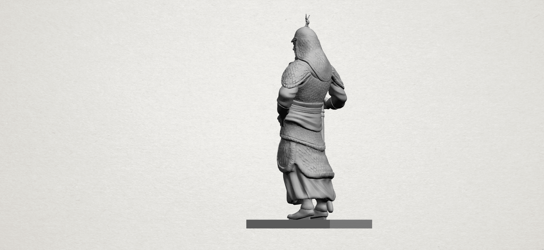 Age of Empire - warrior -A06.png Download free STL file Age of Empire - warrio • 3D print design, GeorgesNikkei