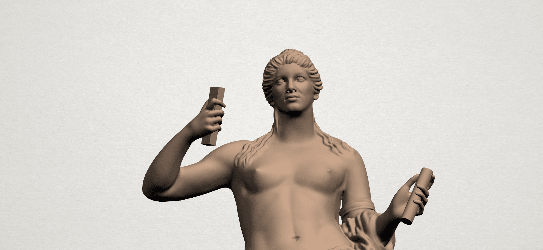 Naked Girl (xi) A09.png Download free STL file Naked Girl 11 • 3D printable model, GeorgesNikkei