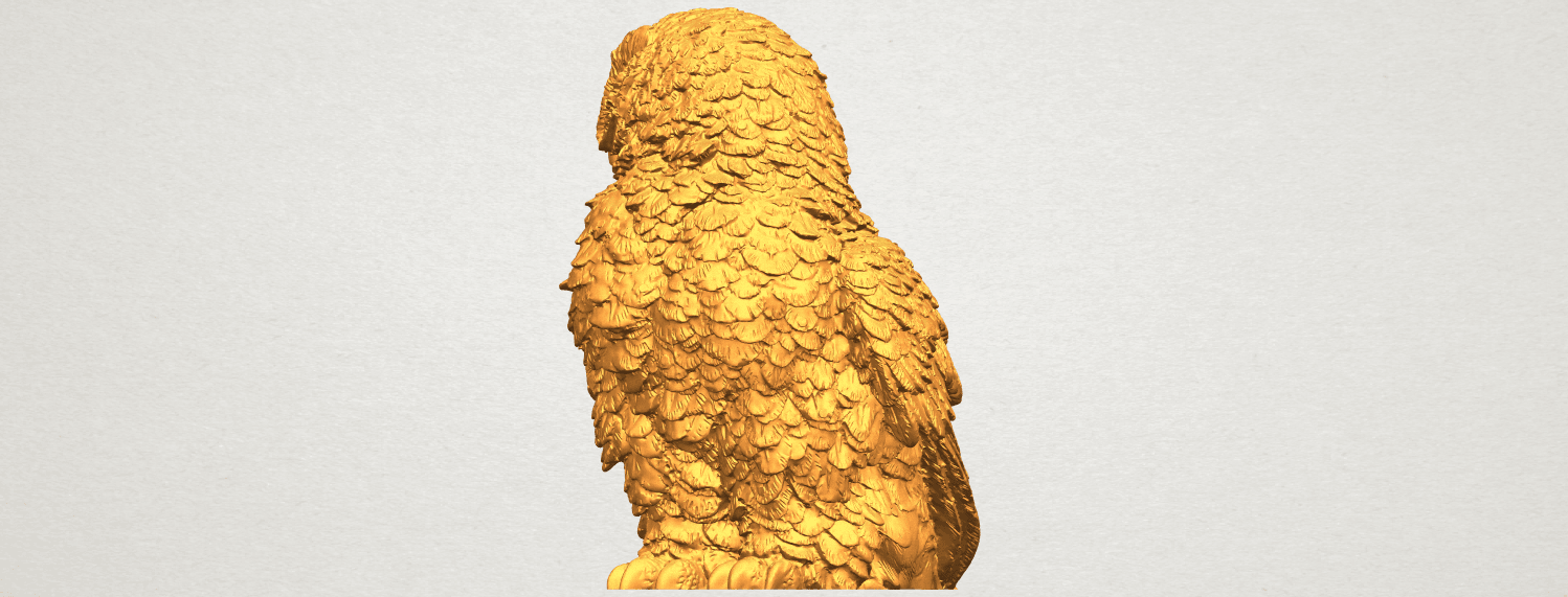A05.png Download free STL file Owl 04 • 3D printable object, GeorgesNikkei