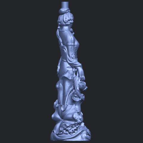 08_TDA0200_Asian_Girl_03_88mmB08.png Download free STL file Asian Girl 03 • 3D printable template, GeorgesNikkei