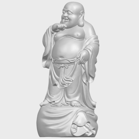 23_TDA0234_Metteyya_Buddha_08A02.png Download free STL file Metteyya Buddha 08 • 3D printing model, GeorgesNikkei