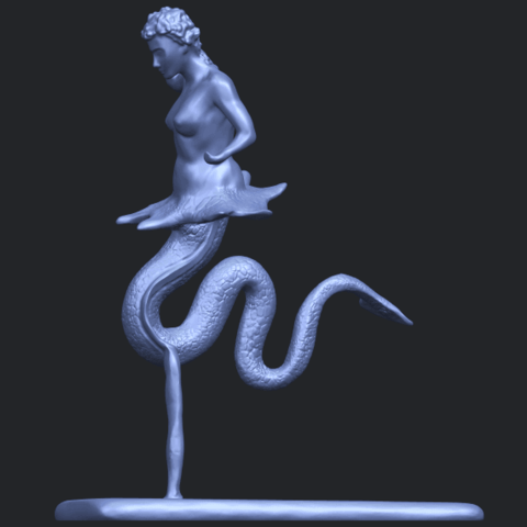 03_TDA0224_Ophidian_-88mmB06.png Download free STL file Ophidian • 3D printing template, GeorgesNikkei