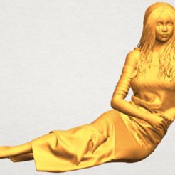 Download free 3D printing files Naked Girl I04, GeorgesNikkei