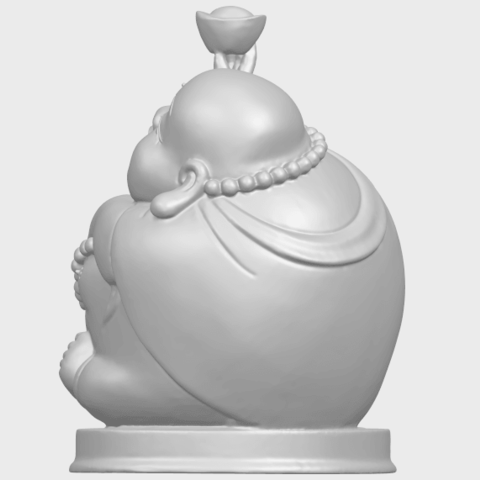 18_Metteyya_Buddha_07_-_88mmA05.png Download free 3DS file Metteyya Buddha 07 • 3D printer model, GeorgesNikkei