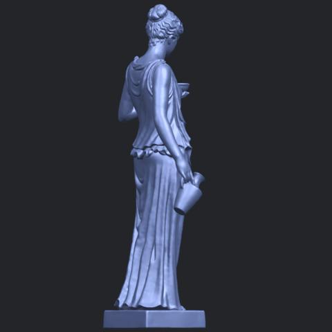 11_TDA0251_Beautiful_Girl_03_STLB08.png Download free STL file Beautiful Girl 03 • 3D print template, GeorgesNikkei