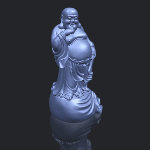 23_TDA0234_Metteyya_Buddha_08B00-1.png Download free STL file Metteyya Buddha 08 • 3D printing model, GeorgesNikkei