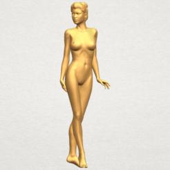 Fichier 3D Fille nue 22, Miketon