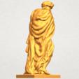 A08.png Télécharger fichier STL gratuit Sculpture - Hiver 02 • Design pour impression 3D, GeorgesNikkei