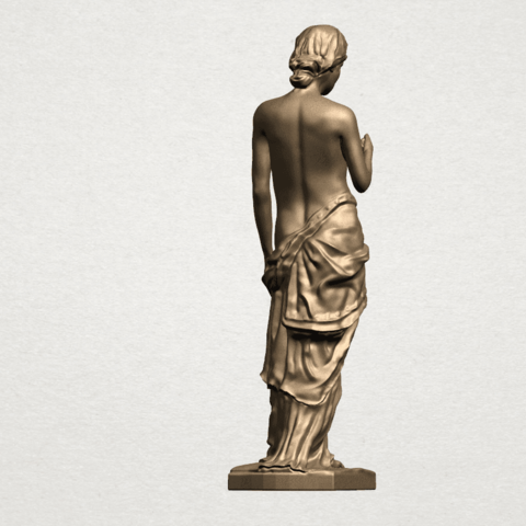 Naked Girl (vi) A05.png Download free STL file Naked Girl 06 • 3D printing design, GeorgesNikkei