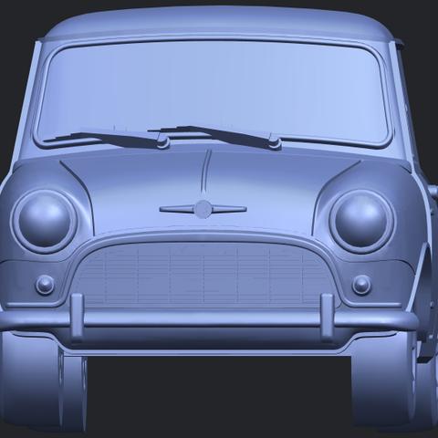 Morris Mini Minor Mark-1