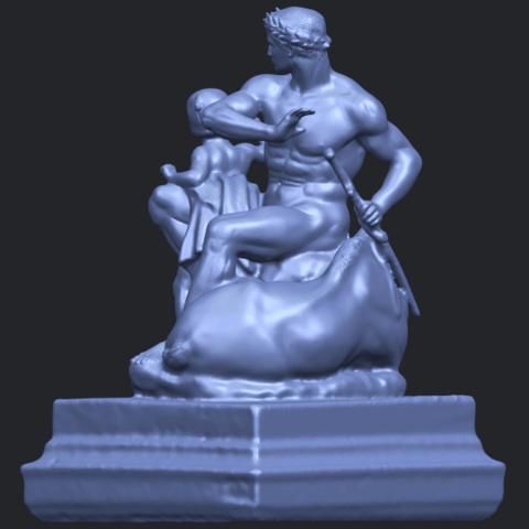 05_TDA0220_Father_and_Son_(ii)_88mmB05.png Télécharger fichier STL gratuit Père et Fils 02 • Plan à imprimer en 3D, GeorgesNikkei