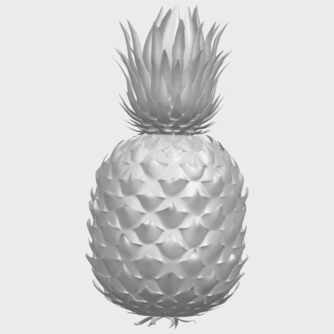 15_TDA0552_PineappleA07.png Download free STL file Pineapple • 3D printer design, GeorgesNikkei