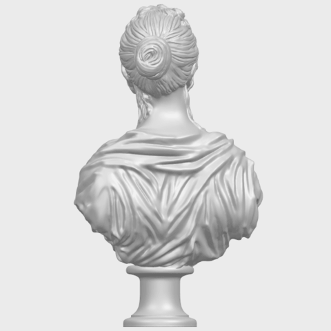 24_TDA0201_Bust_of_a_girl_01A06.png Download free STL file Bust of a girl 01 • Object to 3D print, GeorgesNikkei