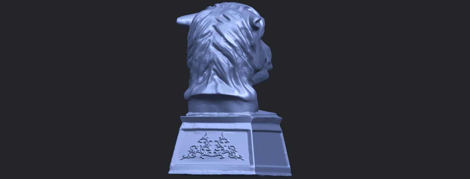 11_TDA0514_Chinese_Horoscope_of_Horse_02B07.png Download free STL file Chinese Horoscope of Horse 02 • 3D printer model, GeorgesNikkei