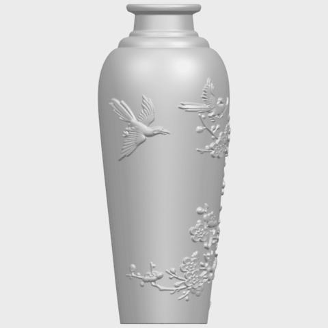 18_TDA0498_Vase_01A09.png Télécharger fichier STL gratuit Vase 01 • Modèle pour impression 3D, GeorgesNikkei