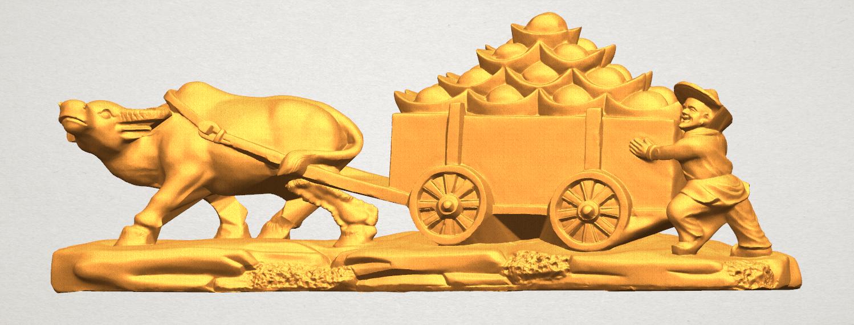 TDA0315 Golden Car A01.png Download free STL file Golden Car • 3D printer template, GeorgesNikkei