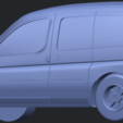 Télécharger fichier 3D gratuit Citroën Berlingo Belgium Post, GeorgesNikkei