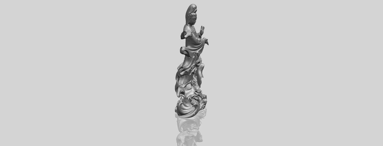 10_TDA0298_Avalokitesvara_Bodhisattva_Standing_(vi)_A00-1.png Télécharger fichier STL gratuit Avalokitesvara Bodhisattva - Debout 06 • Objet pour impression 3D, GeorgesNikkei