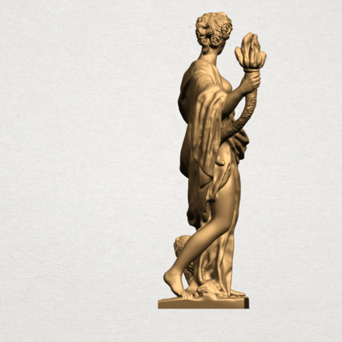 Artemis (i) - A06.png Download free STL file Artemis 01 • Template to 3D print, GeorgesNikkei