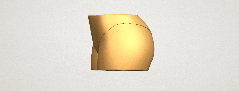 TDA0619 Bikini Cup A03.png Download free STL file Bikini Cup • 3D printer design, GeorgesNikkei